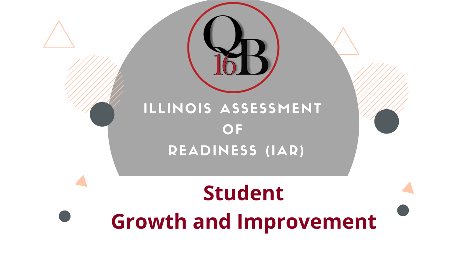 Queen Bee 16 Illinois Assessment of Readiness